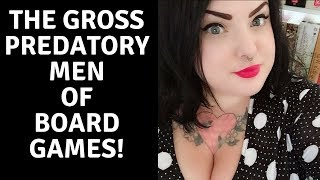 Trash Article Defames Men In Board Games