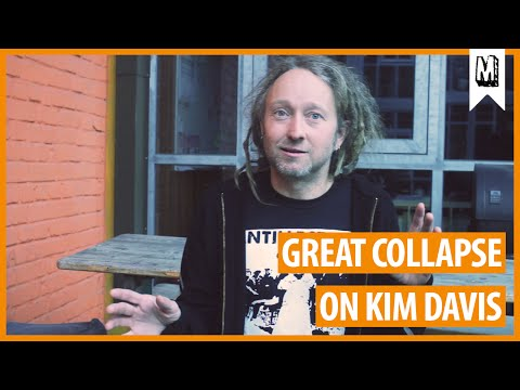 Thomas Barnett talks about Kim Davis (Interview/Statement) // GREAT COLLAPSE & STRIKE ANYWHERE