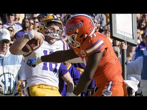 Vosean Joseph Destroys Danny Etling (Every Angle) | 2016-17 NCAA Football Highlights HD