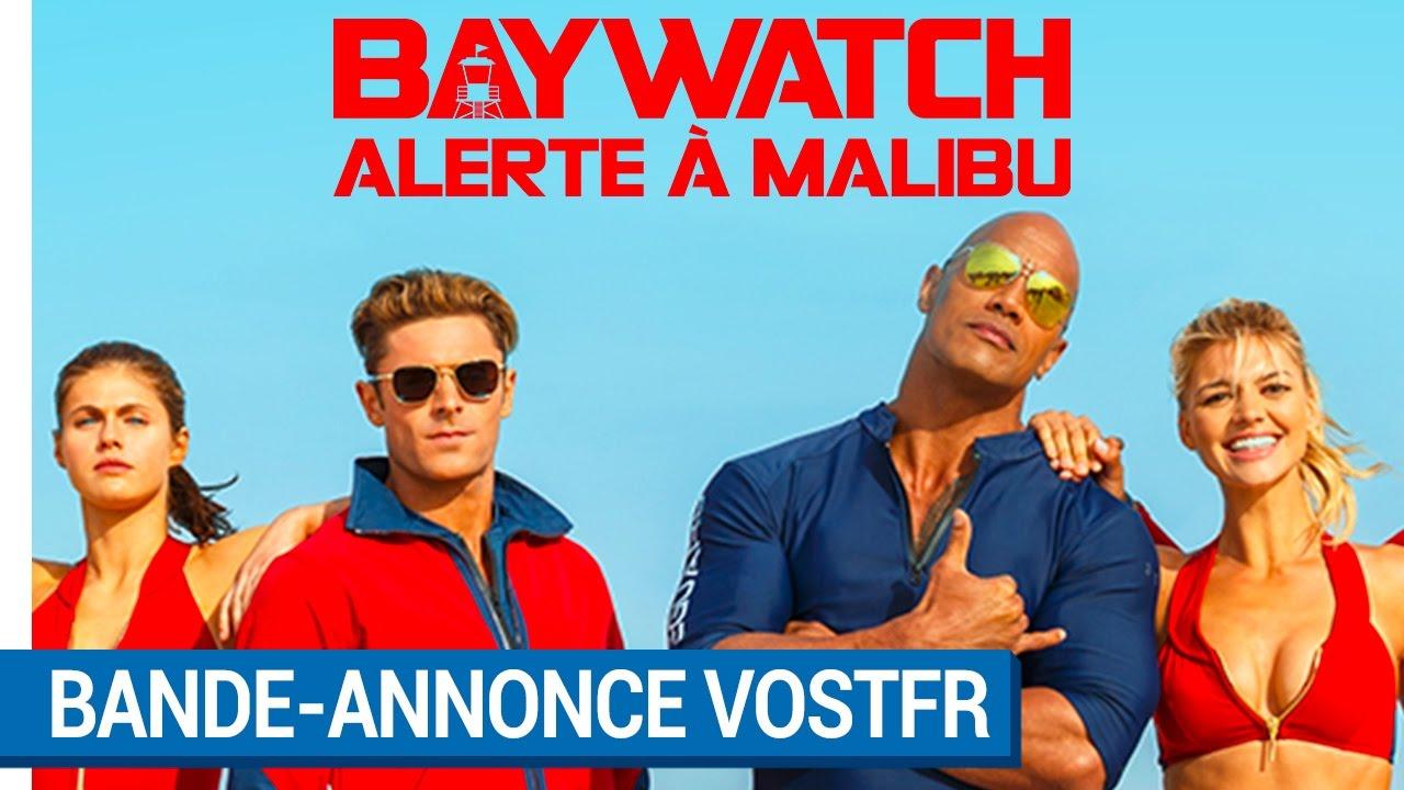 BAYWATCH – ALERTE À MALIBU - Bande-annonce VOST [actuellement au cinéma]
