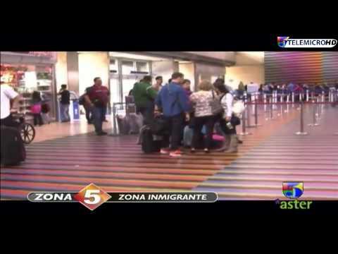 Zona 5: Venezolanos en Santo Domingo