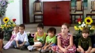 Departamento Infantil - Igreja Adventista de Três Coroas