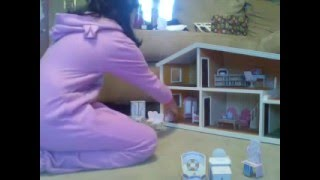 Avon Doll House Furniture