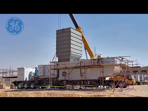 Fast Power for Egypt using GE's TM2500