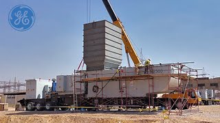 Fast Power for Egypt using GE