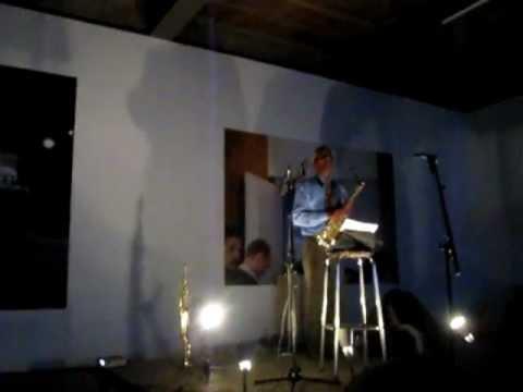 Roscoe Mitchell solo saxophone, live at KRAAKfestival, Belgium, 2012-03-03 [part5/5]