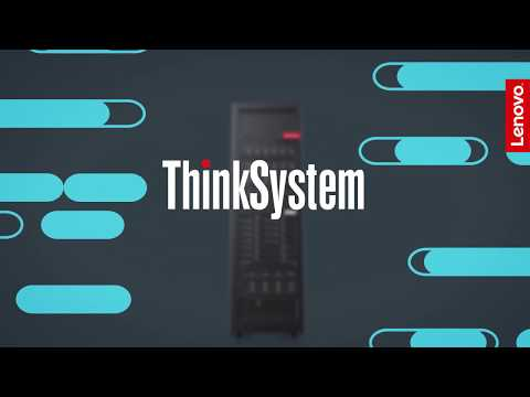 Lenovo ThinkSystem Servers: Customer-defined Innovation