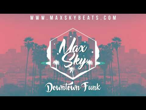 DOWNTOWN FUNK - MaxSky (ft. Diggy Diamond)
