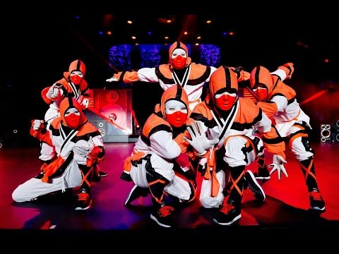 Best Of Jabbawockeez 2016  Best Hip Hop Dance TV 2016 P3