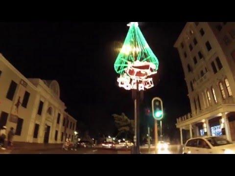 Adderly Street Christmas Lights, Cape Town