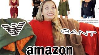 DAS habe ich mir für NEW YORK besorgt | 1.000€ Amazon Fashion Haul | XLAETA