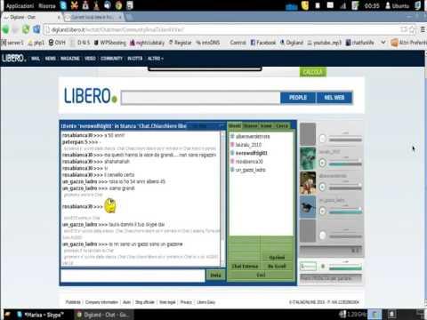 Libero.it Community - Digiland Chat 1^ Parte
