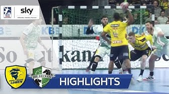 Rhein-Neckar Löwen - TSV Hannover-Burgdorf   Highlights - LIQUI MOLY Handball-Bundesliga 2019/20
