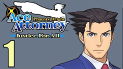 Phoenix Wright Ace Attorney Justice For All Youtube Originally streamed november 14, 2019 just a heads up that with all remaining parts, i decide to watch the cutscene compilation phoenix wright ace attorney justice