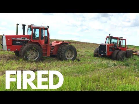 Irresponsible Farm Boy Gets STUCK | First Time Farming A Farm