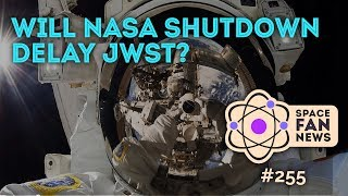 Will Government Shut Down Affect NASA's JWST Schedule? What about TESS and Juno Ops?