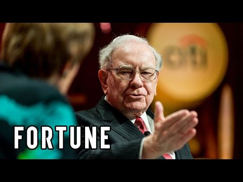 Warren Buffett's Full Interview on 2016 Election & More   Fortune Most Powerful Women