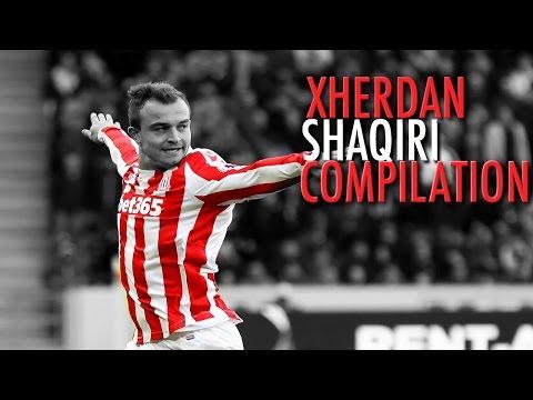 Xherdan Shaqiri - The Alpine Messi | Goals & Skills | Compilation | HD