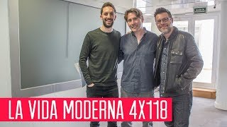 La Vida Moderna 4x118...es gritarle