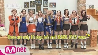 "2015 MAMA ""STAR COUNTDOWN D-10 by TWICE"" 151202 EP.1"