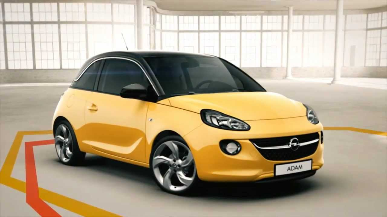 new opel adam slam muscular and sporty hd youtube. Black Bedroom Furniture Sets. Home Design Ideas