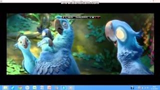 Angry Birds Rio 2014 VHS Previews (Part 2)