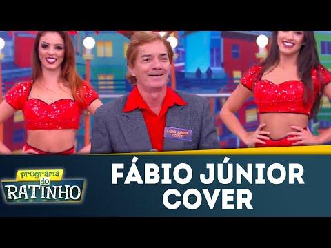 Fábio Júnior Cover No Dez Ou Mil | Programa Do Ratinho (11/06/18)