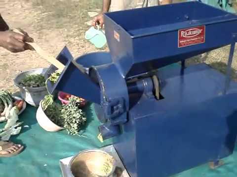Kitchen waste composting machine