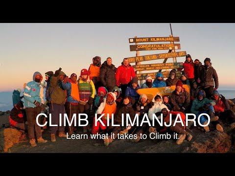 Climb Kilimanjaro  And Succeed  - Testimonials Pat Falvey