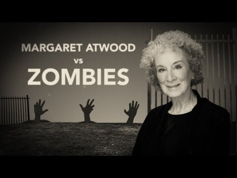 Margaret Atwood Vs. Zombies