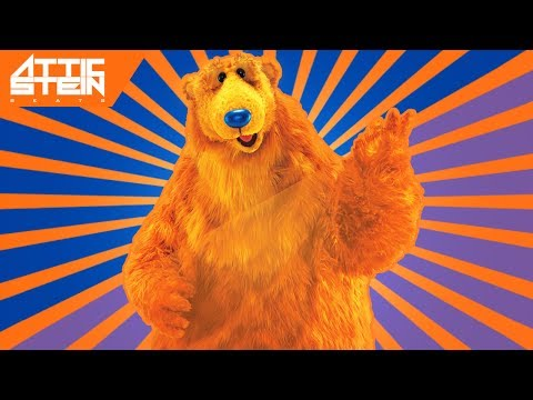 BEAR IN THE BIG BLUE HOUSE THEME SONG REMIX [PROD. BY ATTIC STEIN]
