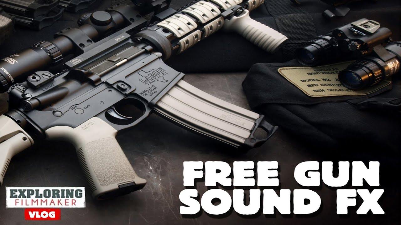 Free Gun Sounds
