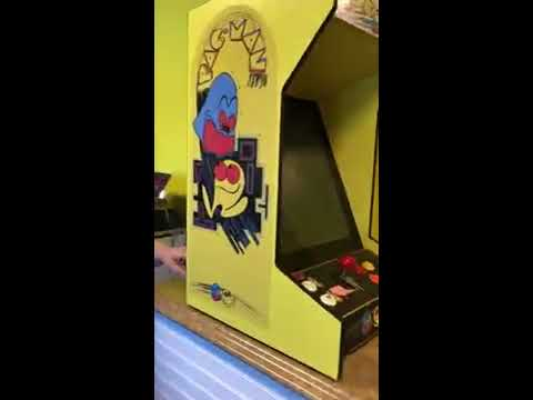 Suncoast Arcade. Free Play To Coin Op 412