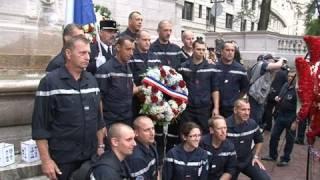 11 Septembre : des pompiers français à New York