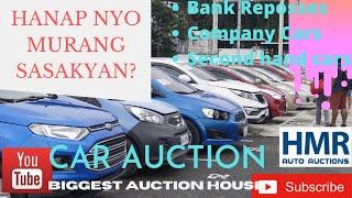 HMR Philippines CAR AUCTION 2018
