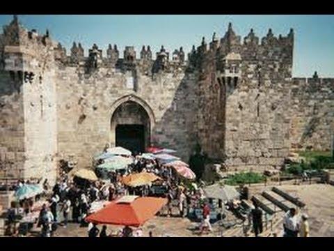 Syrie les monuments de la capitale Damas