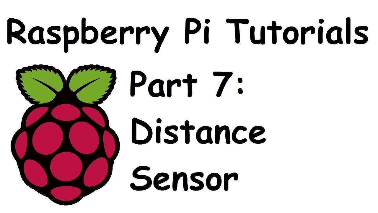 Distance Sensor Gpio Contd Raspberry Pi And Python Tutorials P7 Wiringpi Cpu Usage