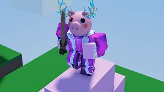 BedWars 🛌🏹 EMERALD ARMOR! Roblox Gameplay