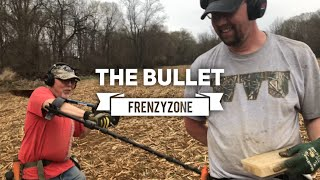 The FrenzyZone with the Equinox 800 and AT MAX - Metal Detecting Civil War Relics