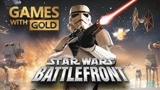 Star Wars Battlefront — Games With Gold Fevereiro 2020 🎮