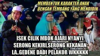 Download Video PELAKOR  !! Serong Kekiri,Serong Kekanan Wkkk KH anwar Zahid Terbaru Lucu MP3 3GP MP4