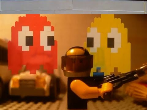 LEGO Pac-Man: The Movie - YouTube