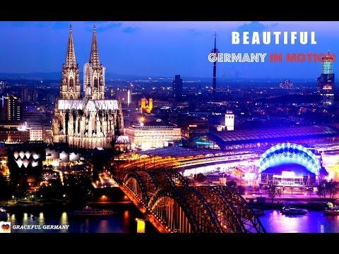 Beautiful Germany | Germany In Motion | Germany TimeLapse | Schönes Deutschland