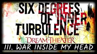 Dream Theater - Six Degrees of Inner Turbulence (Isolated Guitars)