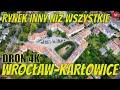 #Migawka z drona. Rynek Wrocław Karłowice