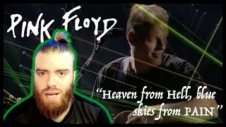 """Pink floyd - """"wish you were here"""" live   music reaction"""