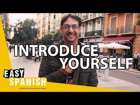 Tiếng Tây Ban Nha bài 3: Tôi đến từ Mexico