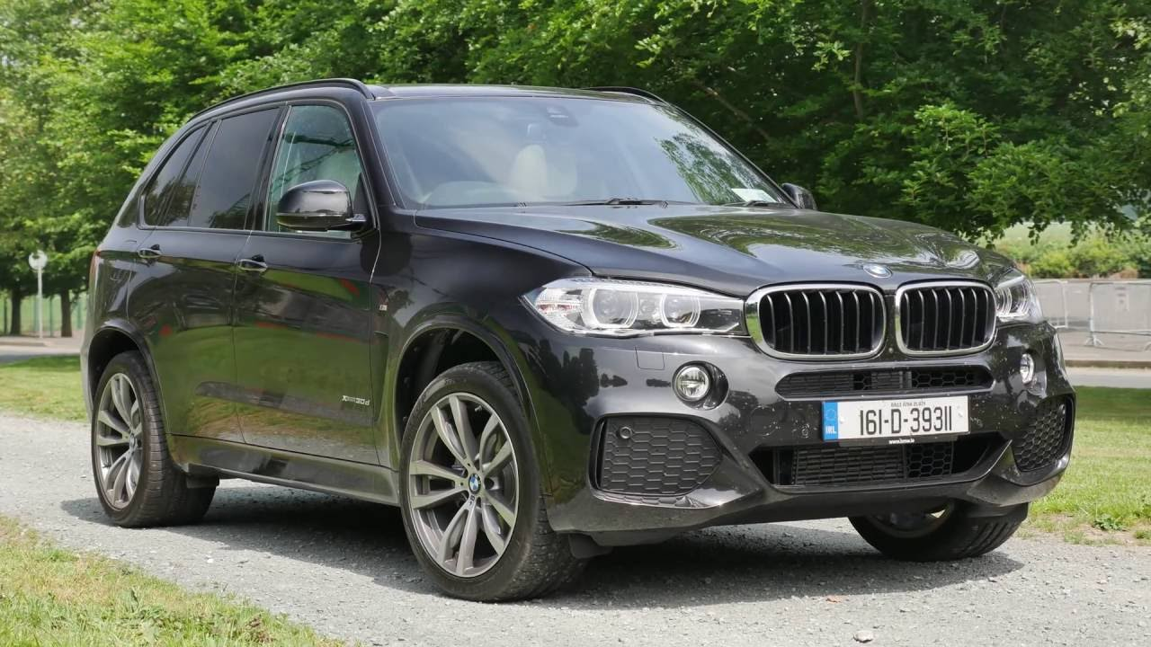 bmw x5 xdrive30d 2016 test drive carzone youtube. Black Bedroom Furniture Sets. Home Design Ideas