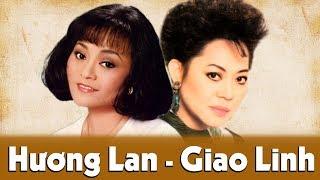 Album Giọt Buồn Không Tên HƯƠNG LAN GIAO LINH - Nhạc Vàng Xưa Hay Nhất Thập Niên 90