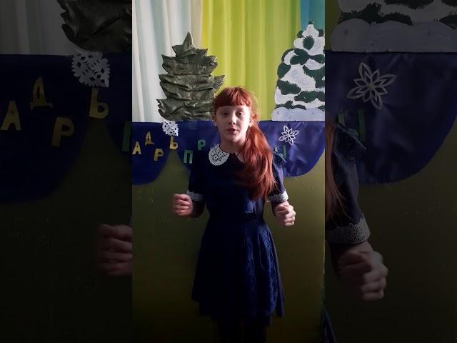 Изображение предпросмотра прочтения – ДарьяЛинейцева читает произведение «Неохотно инесмело…» Ф.И.Тютчева